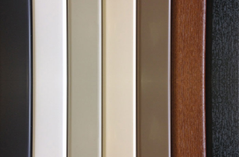 UPVC Balustrades Colours Available