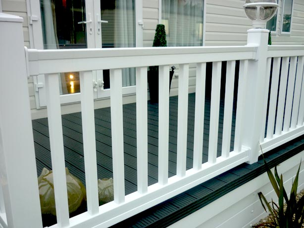 UPVC Balustrade UK