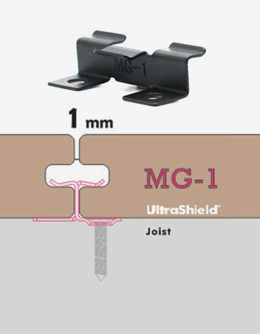 Composite Decking Clip MG1