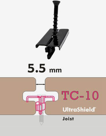 Composite Decking Clip TC10