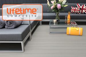 Lifetime Composite Decking & Balustrades