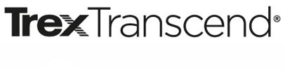 Trex Transcend Composite Decking Logo